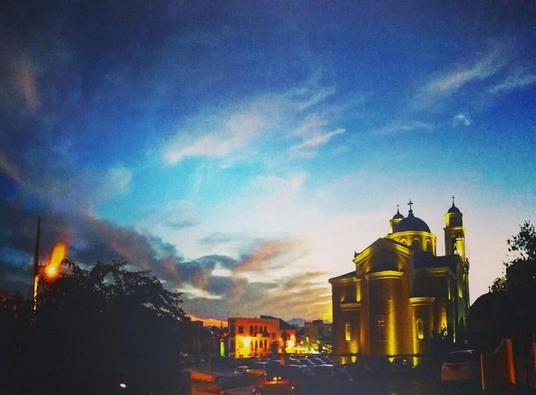 Ypapnti church Kalamata